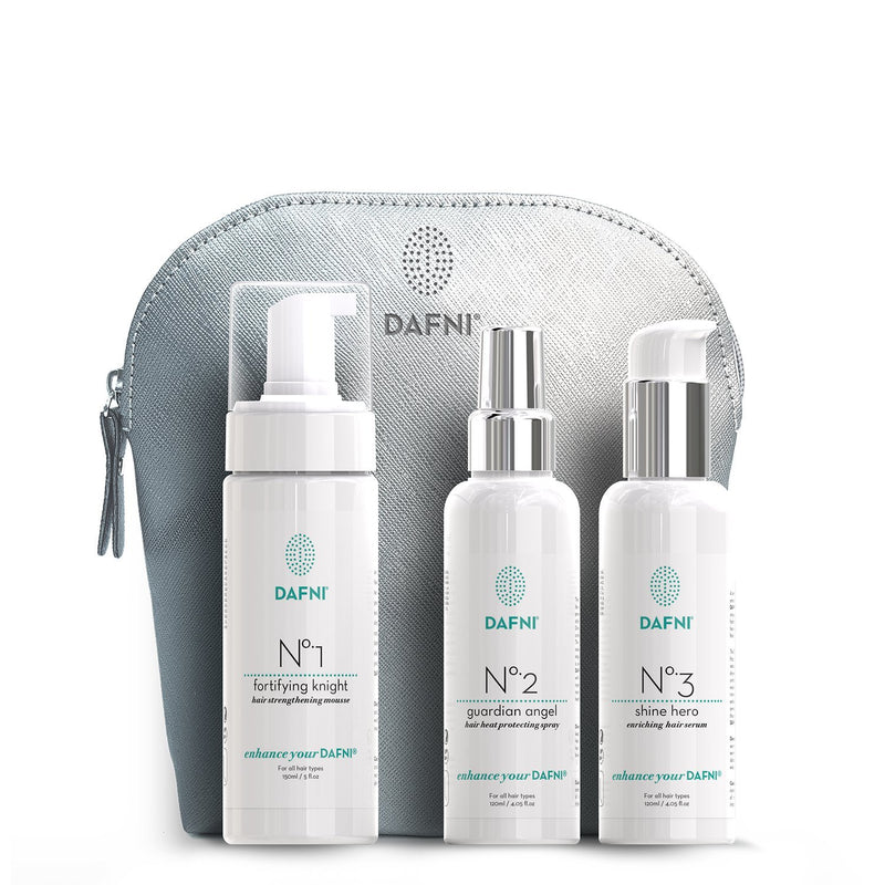 No.1 Fortifying Knight Strengthening Mousse - DAFNI AUSTRALIA