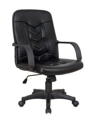 ACME 92174 Nicky Black Pneumatic Lift Office Chair