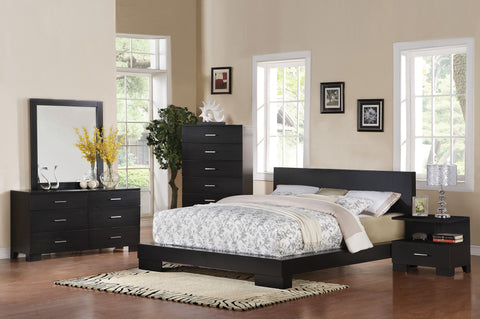 London Panel Bed Set (Multiple Sizes)