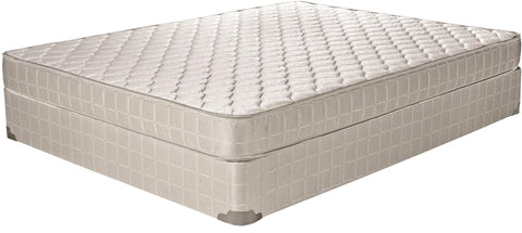 "Santa Barbara II Collection Size 6"" Mattress with Quilted Top Upholstery"
