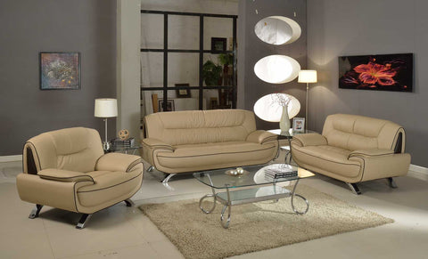Incredible Contemporary Genuine Leather Sofa Set Empire Furniture Gmtry Best Dining Table And Chair Ideas Images Gmtryco