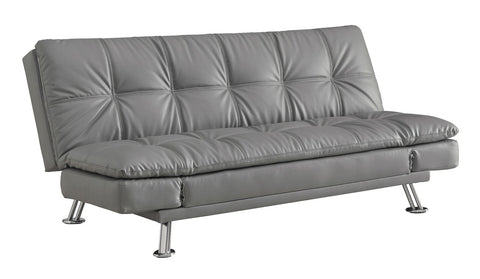 Dilleston Contemporary Dark Grey Sofa Bed - Empire Furniture Home Decor & Gift
