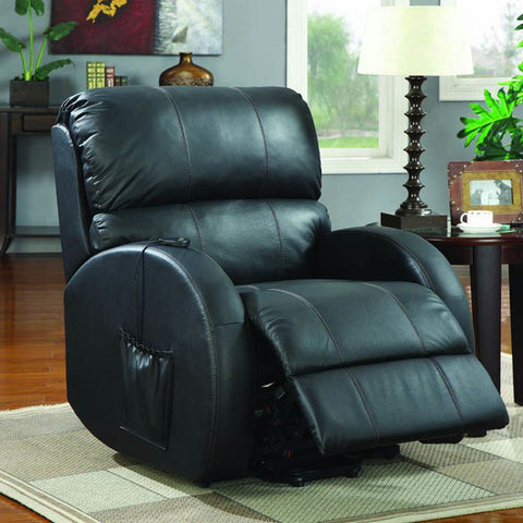 Power Lift Recliner w/ Side Storage Pouch