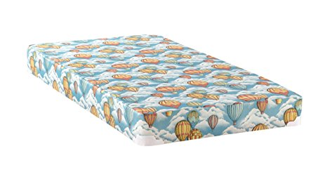 "Balloon 5"" Size Mattress With Bunkie Board Coaster USA"
