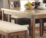 Claudia Counter Height Dining Table by Acme w/Options