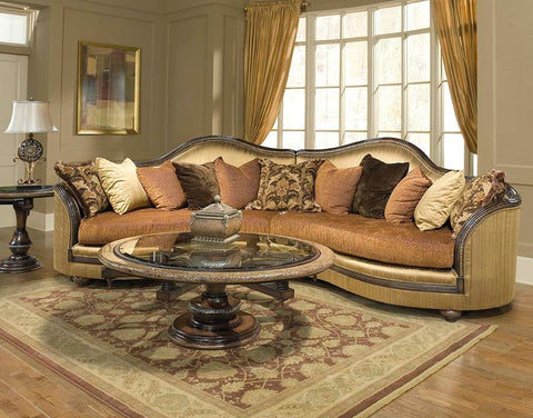 Benetti's Italia Ancona Collection 2PC Sectional