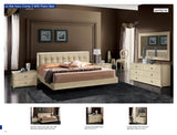 La Star Beige Comp 3 w/Plano Bed, Camelgroup Italy