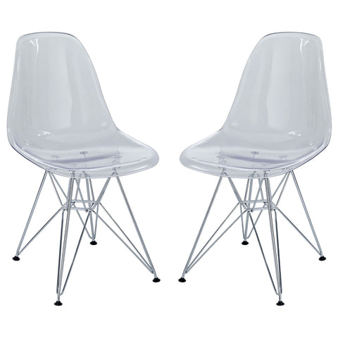 Paris Dining Side Chair Set of 2