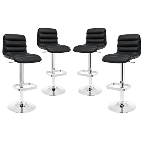 Ripple Bar Stool Set of 4