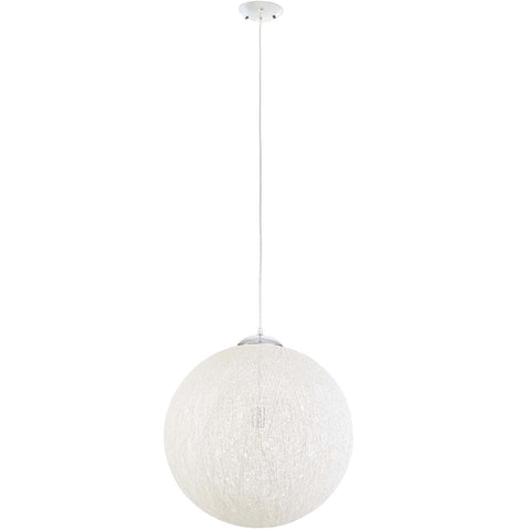 "Spool 24"" Pendant Light Chandelier"
