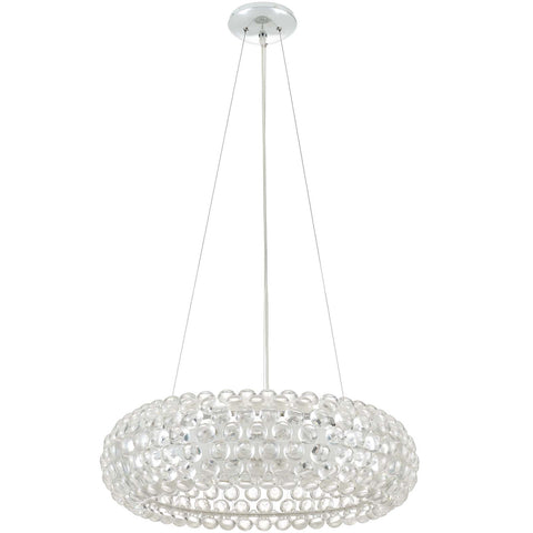 "Halo 25"" Pendant Chandelier - Empire Furniture Home Decor & Gift"