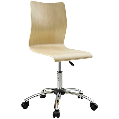 Fashion Armless Office Chair - Empire Furniture Home Decor & Gift
