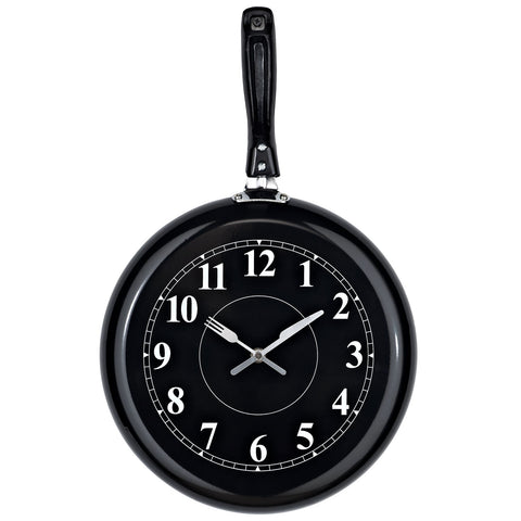 Pan Wall Clock - Empire Furniture Home Decor & Gift