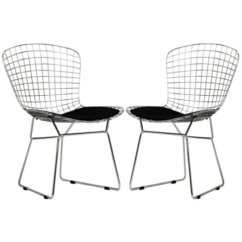 CAD Dining Chairs Set of 2 - Empire Furniture Home Decor & Gift