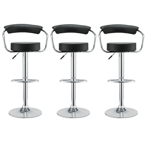 Diner Bar Stool Set of 3 - Empire Furniture Home Decor & Gift