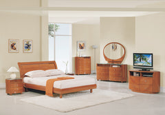 5 PC Cosmopolitan Bedroom Set