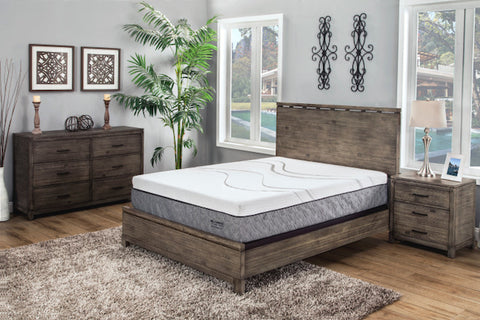 Step up to more conforming comfort, pressure relief, and adaptive alignment. With a thicker top comfort layer, TEMPUR-Contour™ Elite adapts gently to your body for additional pressure relief. Perfect for those who want a firm mattress that they can still sink into.