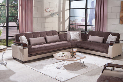 Dogal Sectional (Color Options)