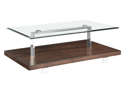 Modern Loft Cocktail Table Set