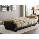 Homelegance - Piper - Convertible Sleeper Sofa