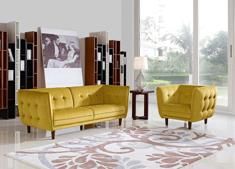 Venice 2-Piece Living Room Set