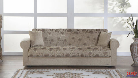Tune Sofa Bed (Jasmine Beigen)