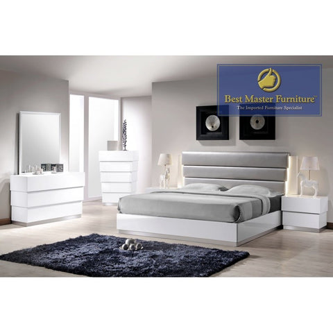 Florence 5 PC Bedroom Collection - LED Lighting
