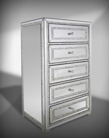 Modrest Mirabelle Mirrored Chest