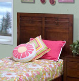 New Classic Kensington 4-pc Youth Storage Bedroom Set in Burnished Cherry