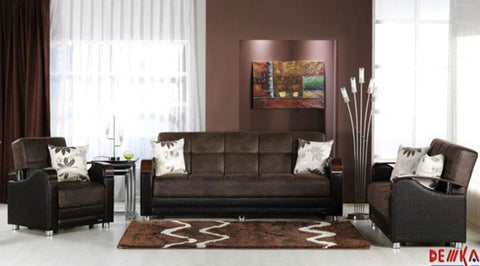 Luna Sofa Set (Color Options)