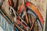 Modrest Beautiful Ride Modern Bike Painting