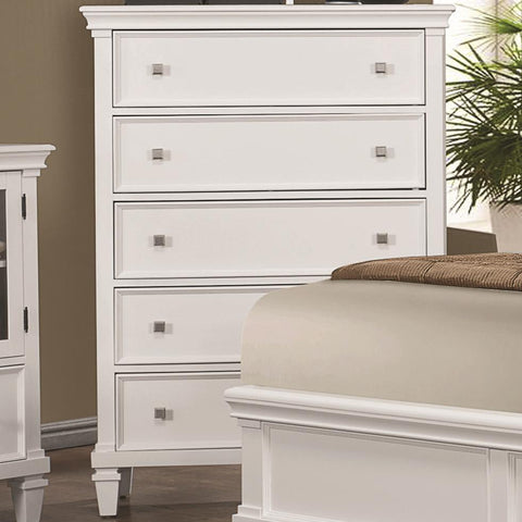 Camellia Chest of Drawers with 5 Drawers