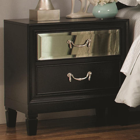 Devine 2 Drawer Night Stand