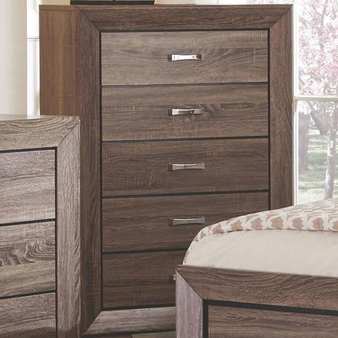 Kauffman Chest with 5 Drawers
