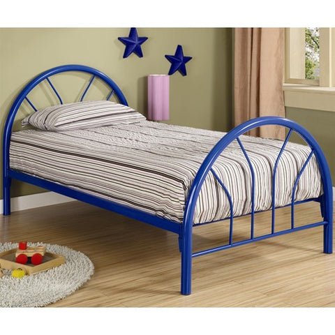 Fordham Twin Metal Bed (Many Diff Colors)