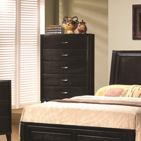 Nacey 5 Drawer Vertical Bedroom Chest