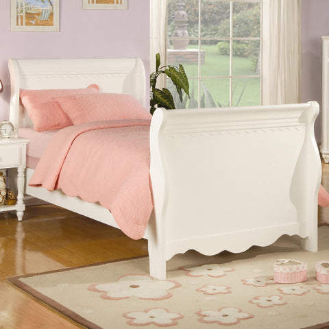 Pepper TWIN/FULL Sleigh Bed