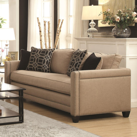 Pratten Sofa with Transitional Style