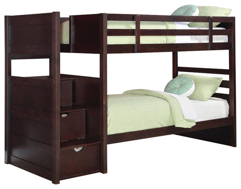 Elliott Twin Bunk Bed