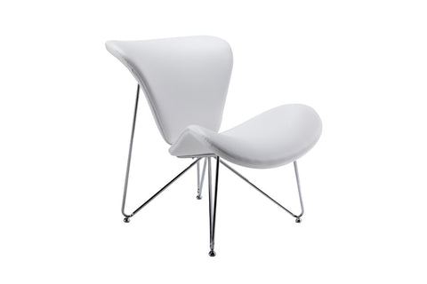 Modrest Decatur Contemporary Accent Chair (Diff Colors Available)