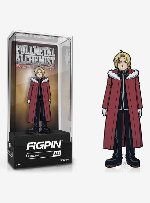 [PREORDER Late July-August 2020] Fullmetal Alchemist: Brotherhood Classic Edward - Dragon eye gaming