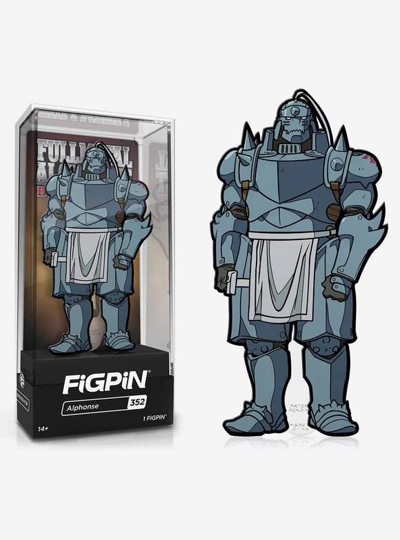 [PREORDER Late July-August 2020] Fullmetal Alchemist: Brotherhood Alphonse - Dragon eye gaming