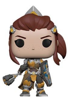 Overwatch: Brigitte - Dragon eye gaming