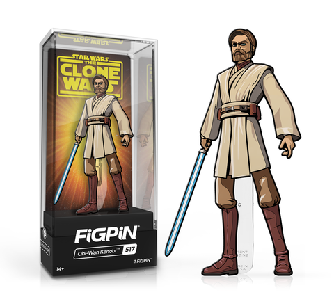 Star Wars: The Clone Wars - Obi-Wan Kenobi #517