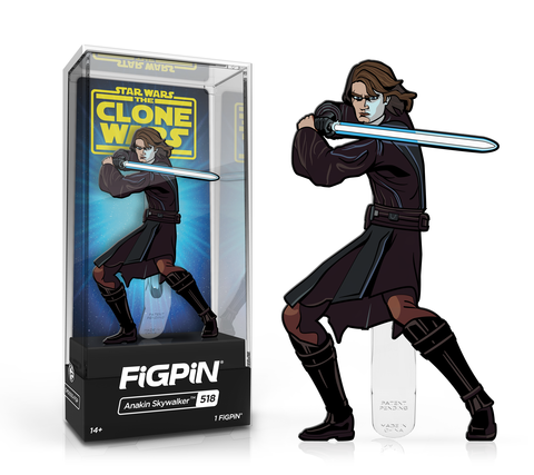 Star Wars: The Clone Wars - Anakin Skywalker #518