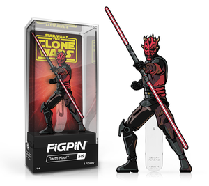 Star Wars: The Clone Wars - Darth Maul #519