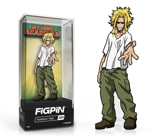 My Hero Academia - Toshinori Yagi figpin - Dragon eye gaming