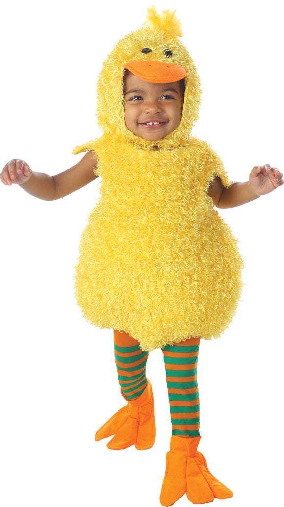 cute baby duck high quality costume for toddler