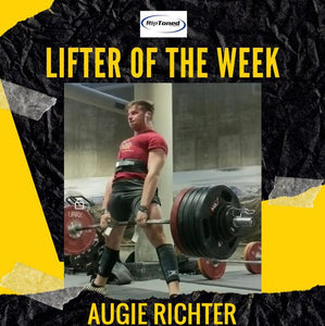 Lifter of the Week - Augie Richter