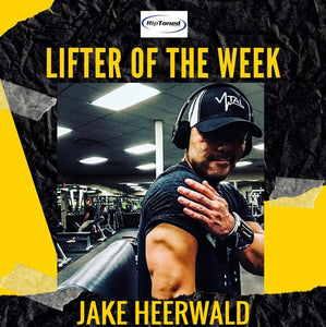 Lifter of the Week - Jake Heerwald